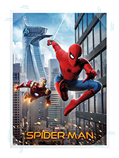 Spider-Man Homme Comming